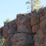 Klettern auch mit Kindern
