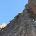 Klettern in El Rio