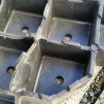 Milenco Quattro Auffahrkeile Gebrauchsspuren