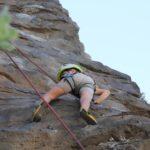Das Klettergebiet San Marcos