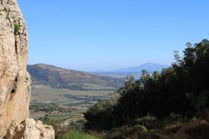 Landschaft bei Tarifa