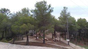 Campingplatz Parque Ardales