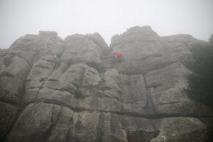 Das Klettergebiet El Torcal