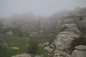 Klettersektor El Torcal.