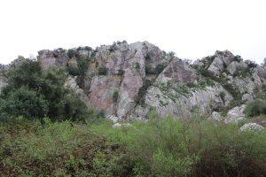 Klettersektor Zona de Arriba
