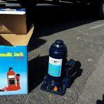 Der Hydraulic Jack