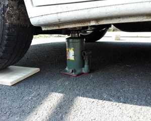 Stempelwagenheber Weber Hydraulik