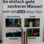 water-jack fresh inline Filter