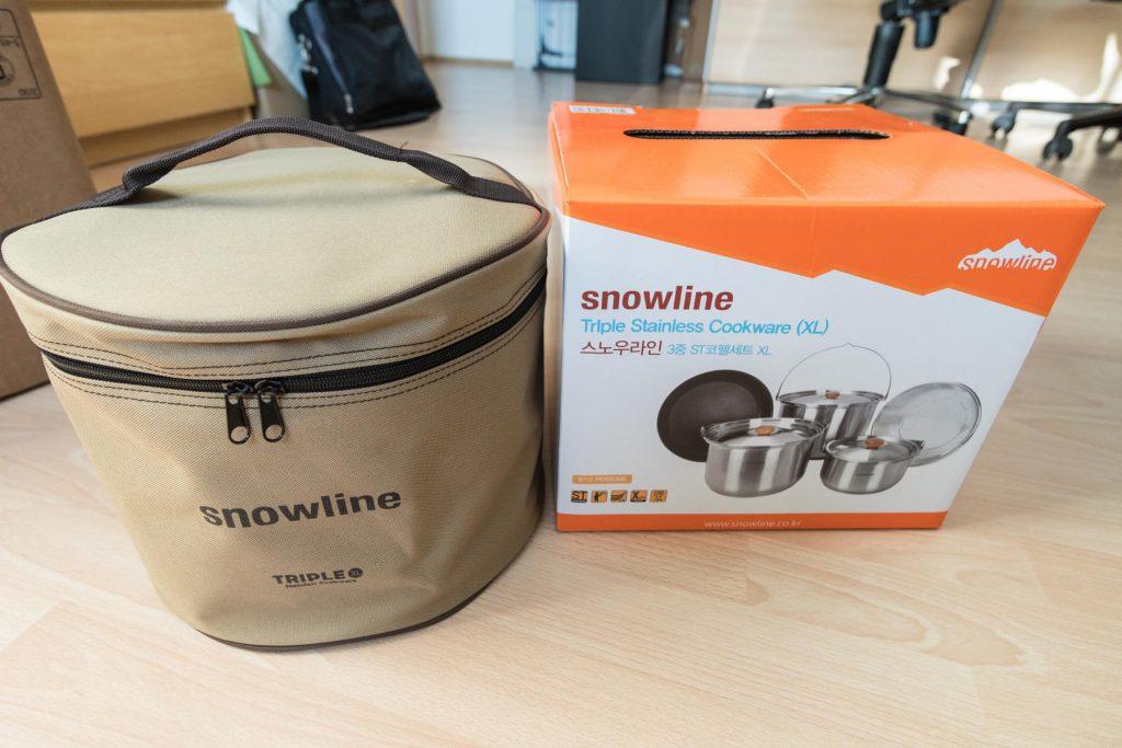 Snowline XL Topfset