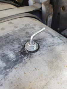 Standheizung Dieselansaugrohr